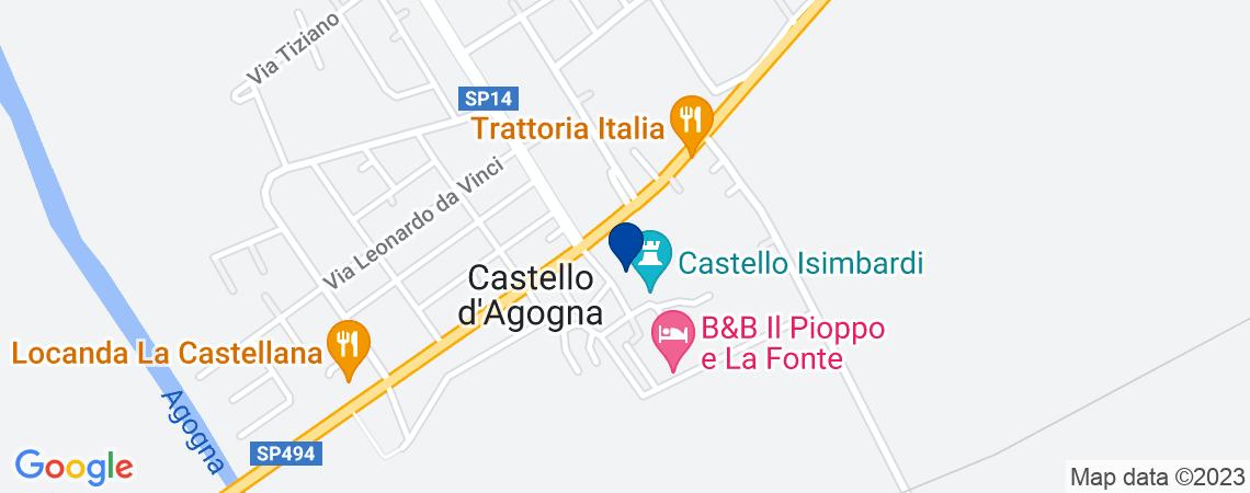 Appartamento 5 o più locali, CASTELLO D'AG...