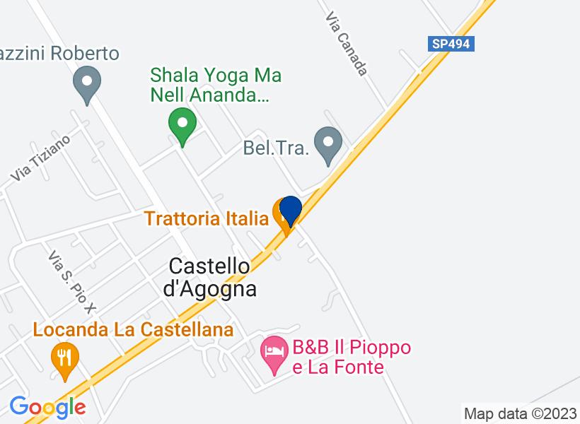 Opificio industriale, CASTELLO D'AGOGNA
