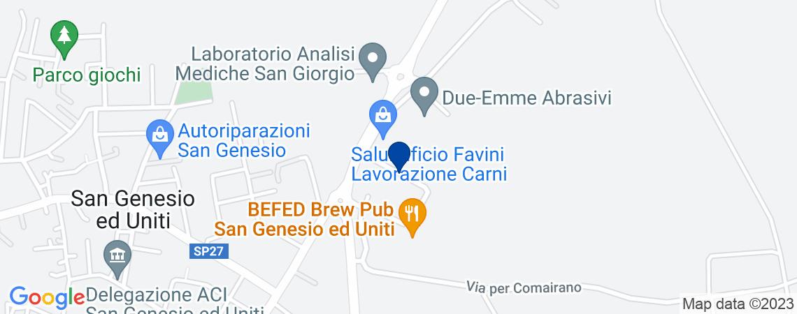 Opificio industriale, SAN GENESIO ED UNITI