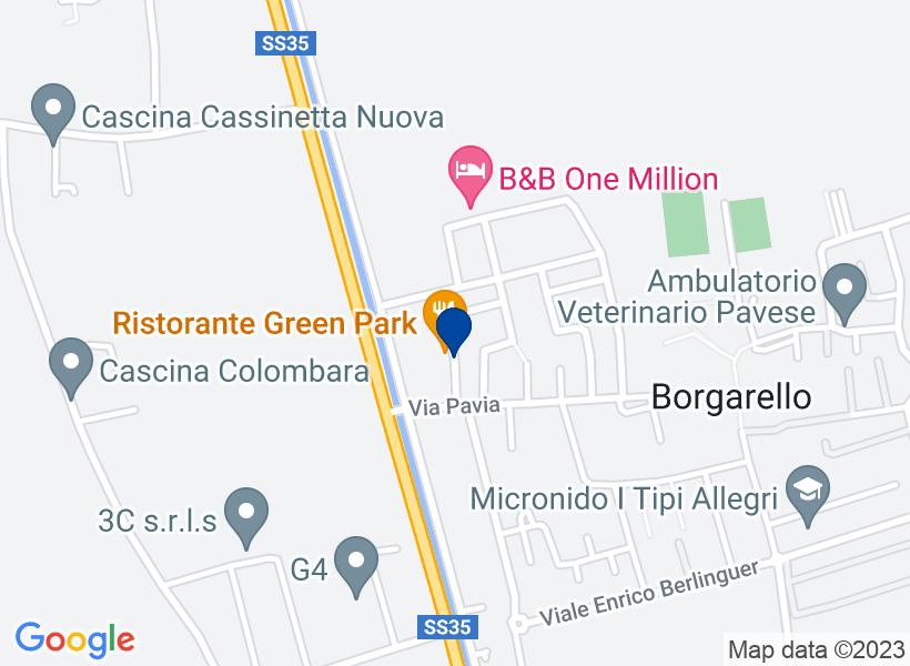 Fabbricato commerciale, BORGARELLO