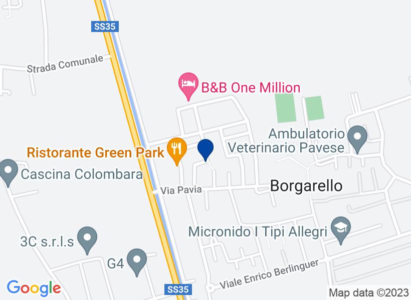 Appartamento, BORGARELLO