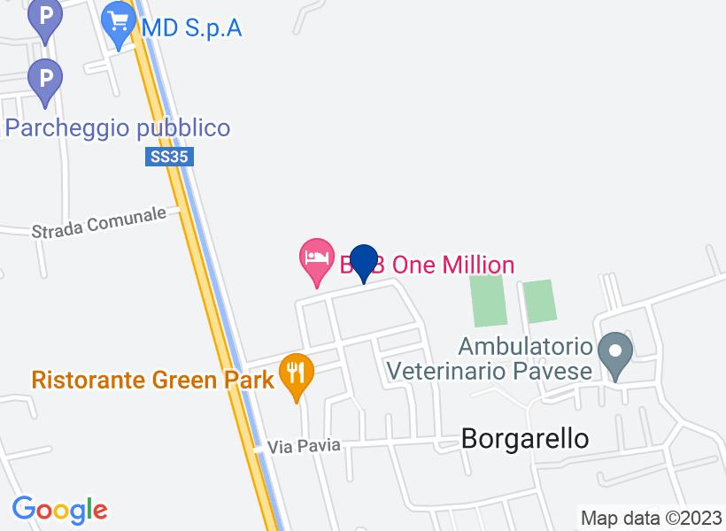 Terreno, BORGARELLO
