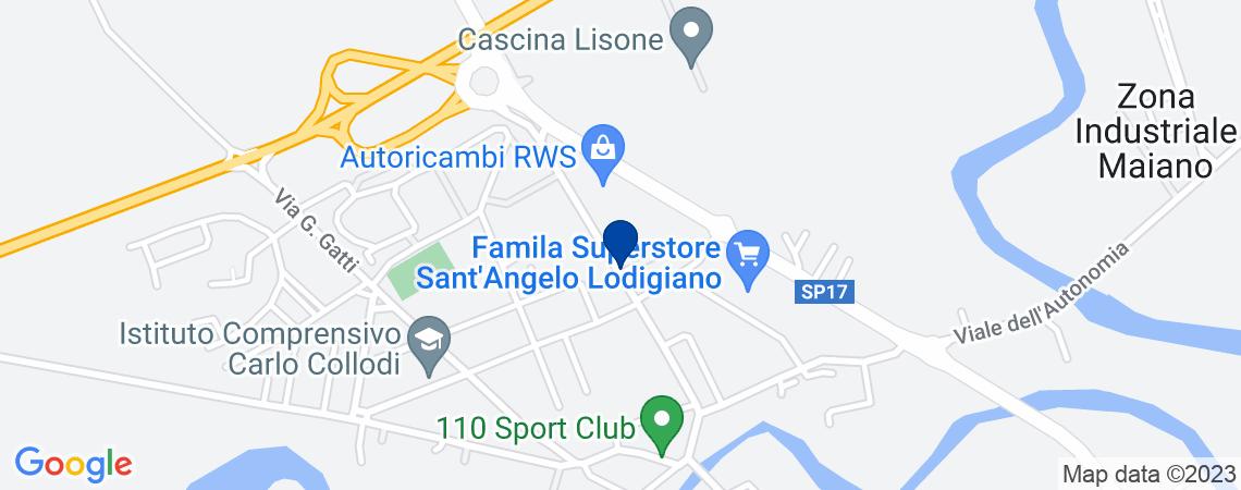 Fabbricato industriale, SANT'ANGELO LODIGIANO