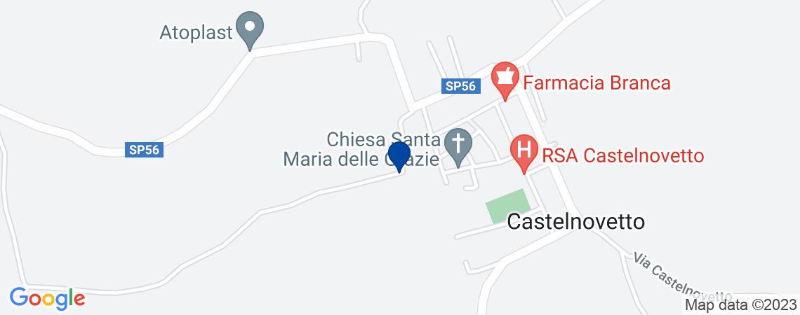 Appartamento 5 o più locali, CASTELNOVETTO