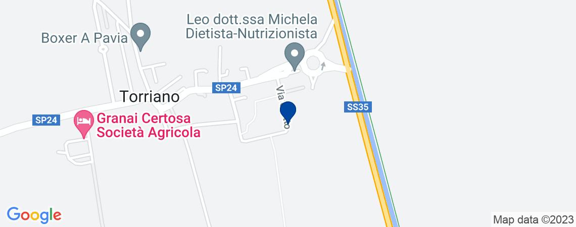 Appartamento Trilocale, CERTOSA DI PAVIA