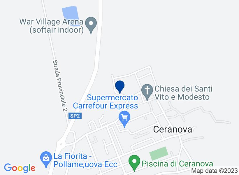 Appartamento 5 o più locali, CERANOVA