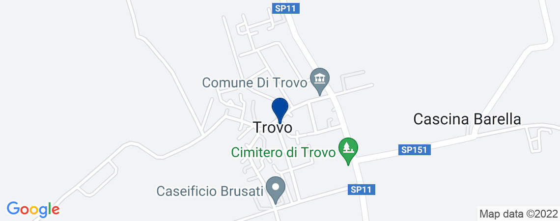 Appartamento Quadrilocale, TROVO