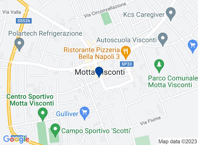 Appartamento 5 o più locali, MOTTA VISCONTI