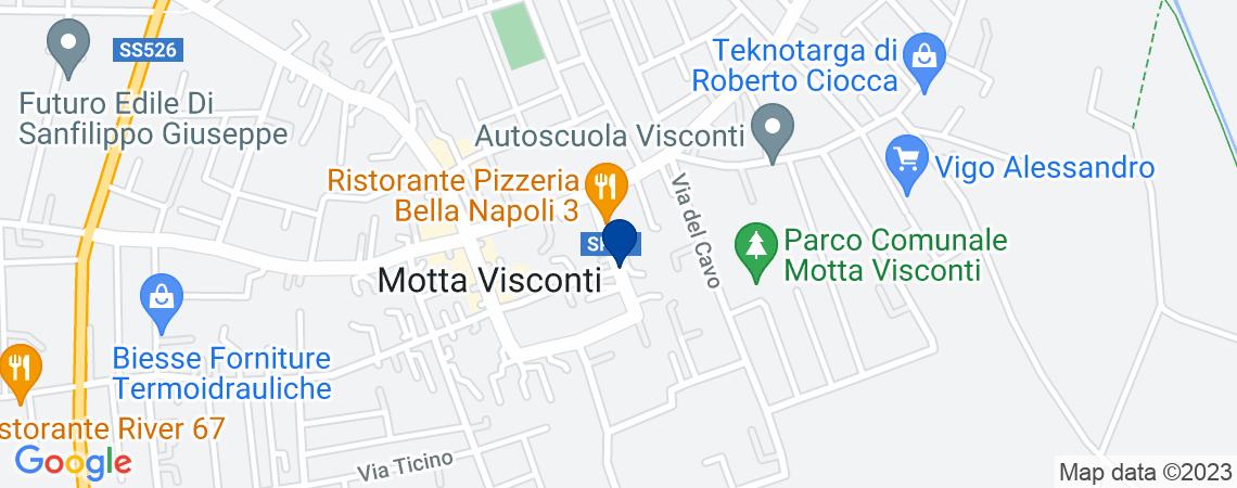 Appartamento Trilocale, MOTTA VISCONTI