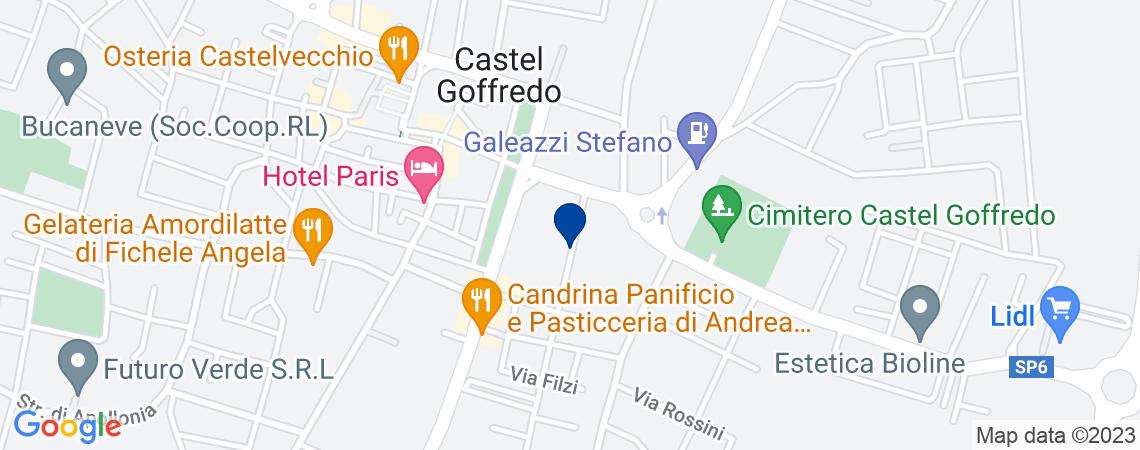 Appartamento 5 o più locali, CASTEL GOFFREDO