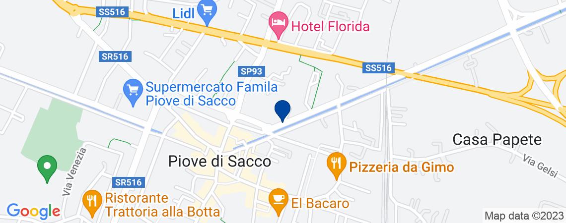 Fabbricato commerciale, PIOVE DI SACCO