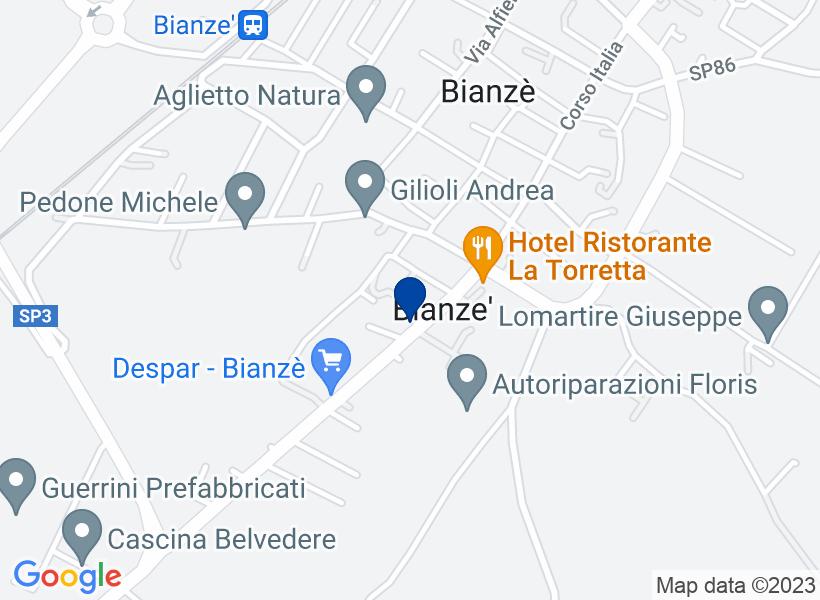 Appartamento, BIANZE'