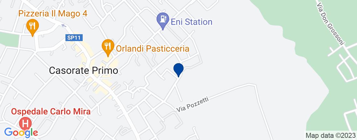 Appartamento 5 o più locali, CASORATE PRIMO