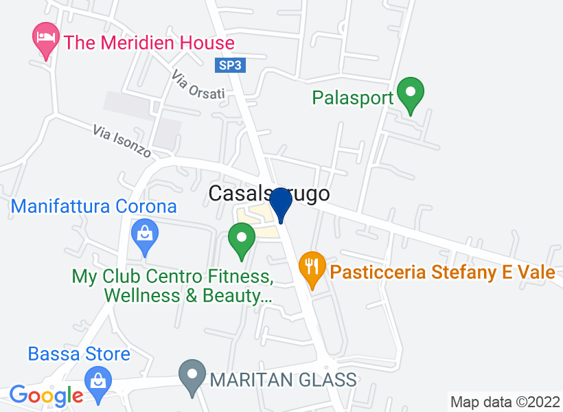 Fabbricato commerciale, CASALSERUGO