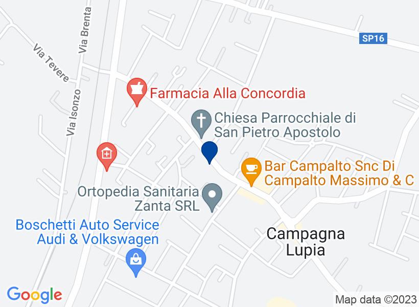 Appartamento Quadrilocale, CAMPAGNA LUPIA