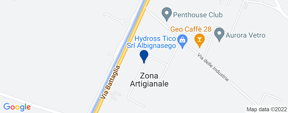 Opificio industriale, ALBIGNASEGO
