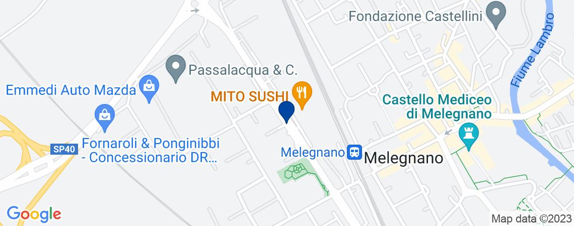 Appartamento Quadrilocale, MELEGNANO
