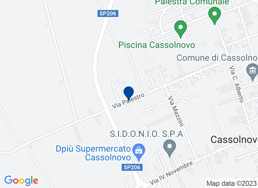 Appartamento, CASSOLNOVO