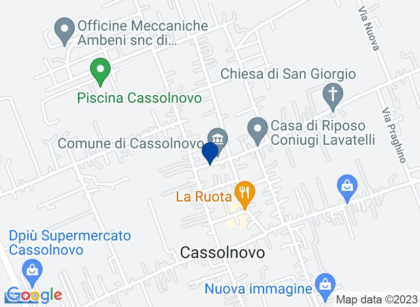 Appartamento Trilocale, CASSOLNOVO