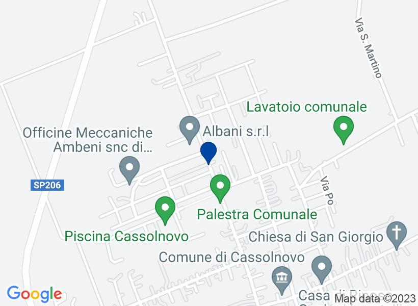 Appartamento Quadrilocale, CASSOLNOVO