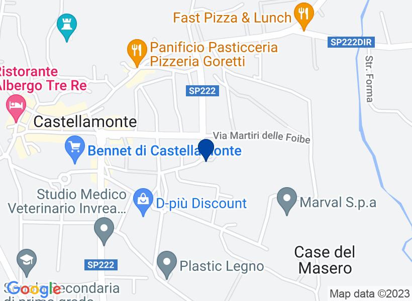 Fabbricato, CASTELLAMONTE