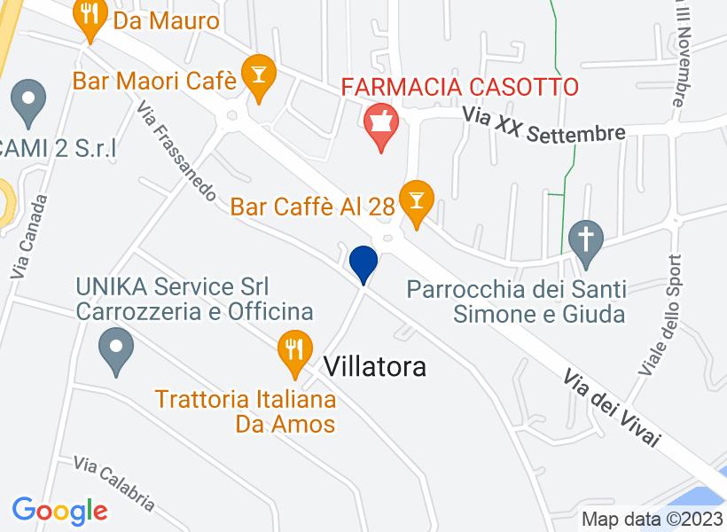 Fabbricato commerciale, SAONARA