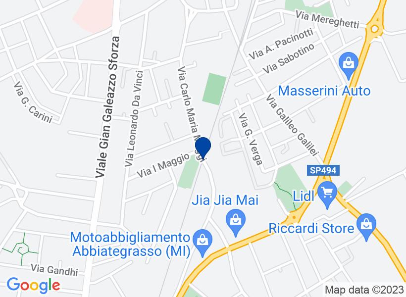 Opificio industriale, ABBIATEGRASSO