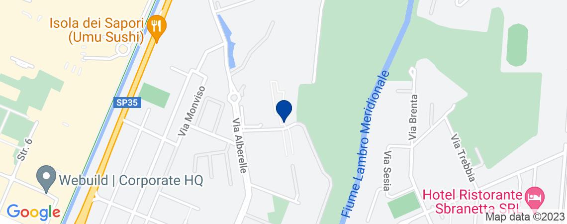 Villetta, ROZZANO