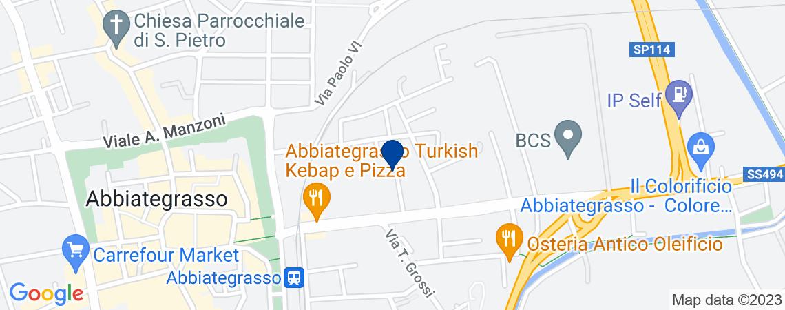 Appartamento, ABBIATEGRASSO