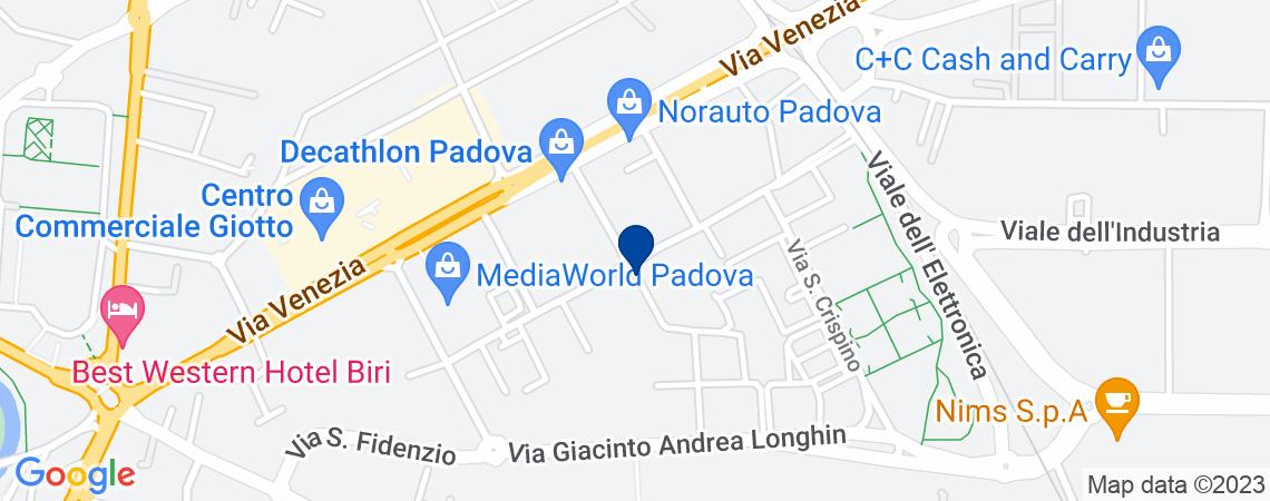 Ufficio, PADOVA