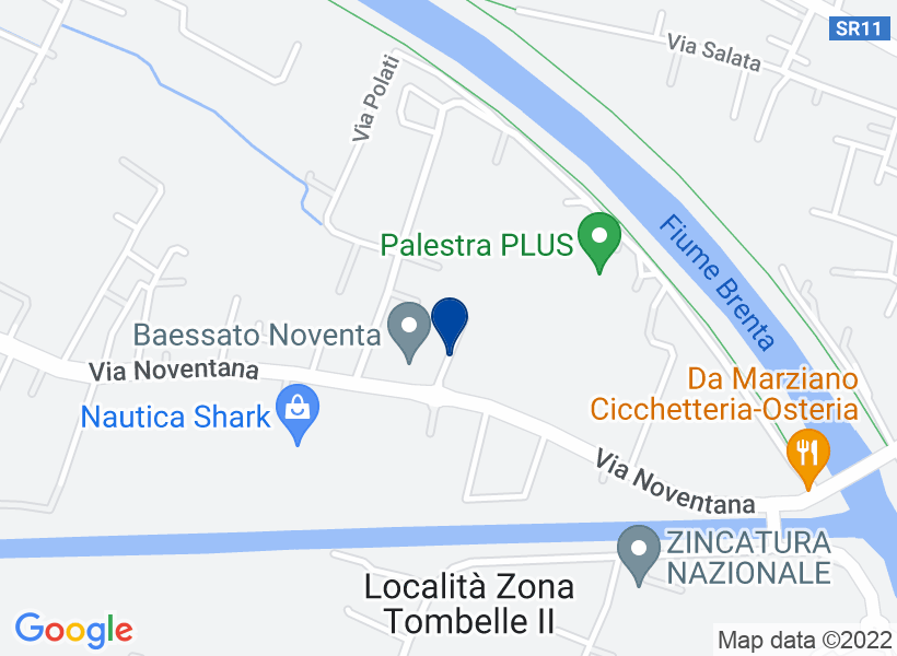 Fabbricato commerciale, NOVENTA PADOVANA