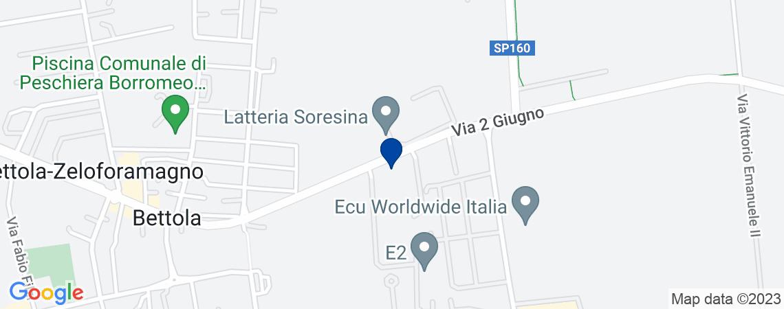 Fabbricato industriale, PESCHIERA BORROMEO