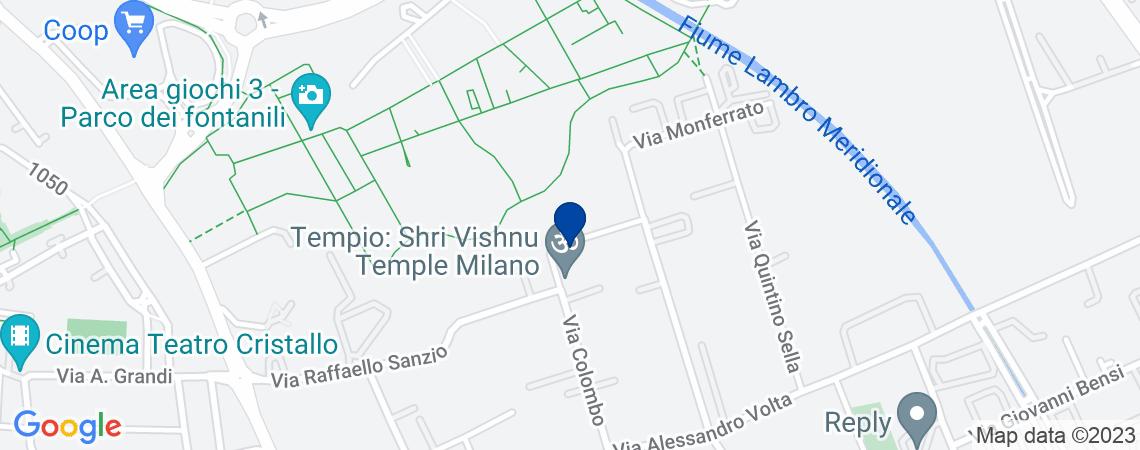 Fabbricato industriale, CORSICO
