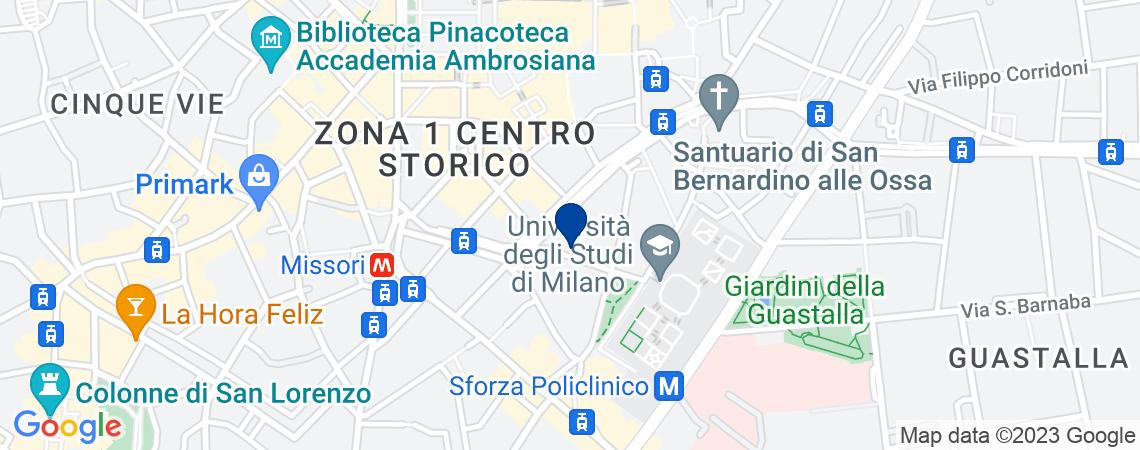 Ufficio, studio privato, MILANO