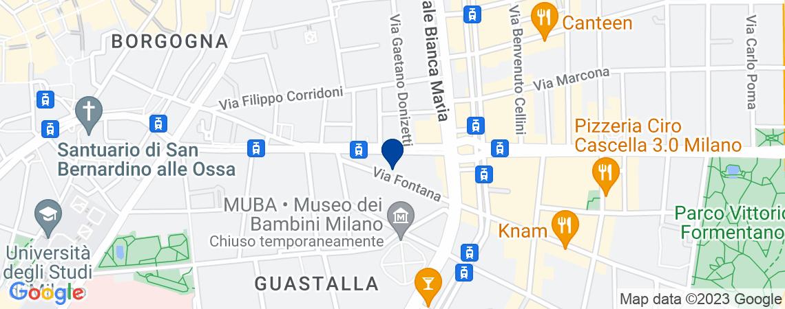 Magazzino, deposito, MILANO