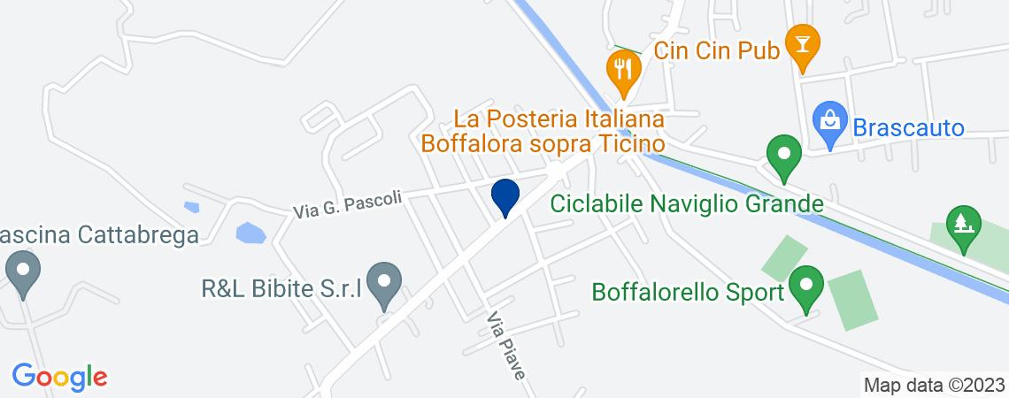 Villa, BOFFALORA SOPRA TICINO