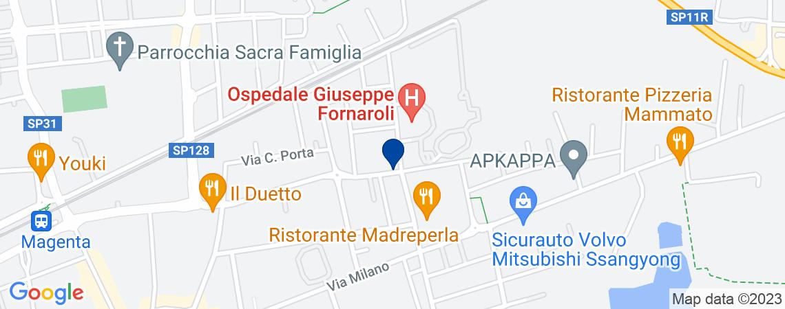 Appartamento, MAGENTA