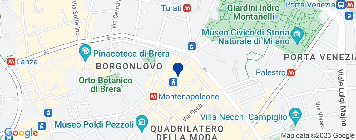 Ufficio, MILANO