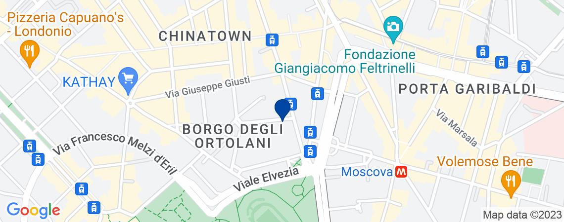 Negozio, bottega, MILANO