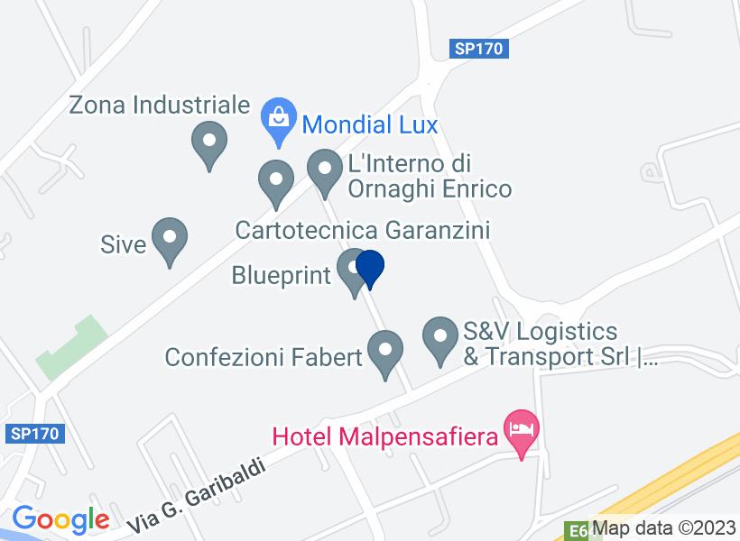 Fabbricato industriale, BERNATE TICINO