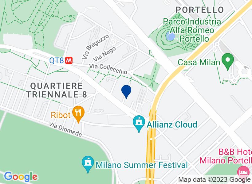 Villetta, MILANO