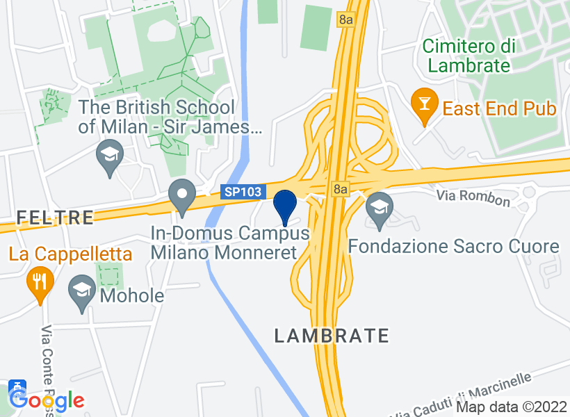 Laboratori per arti e mestieri, MILANO