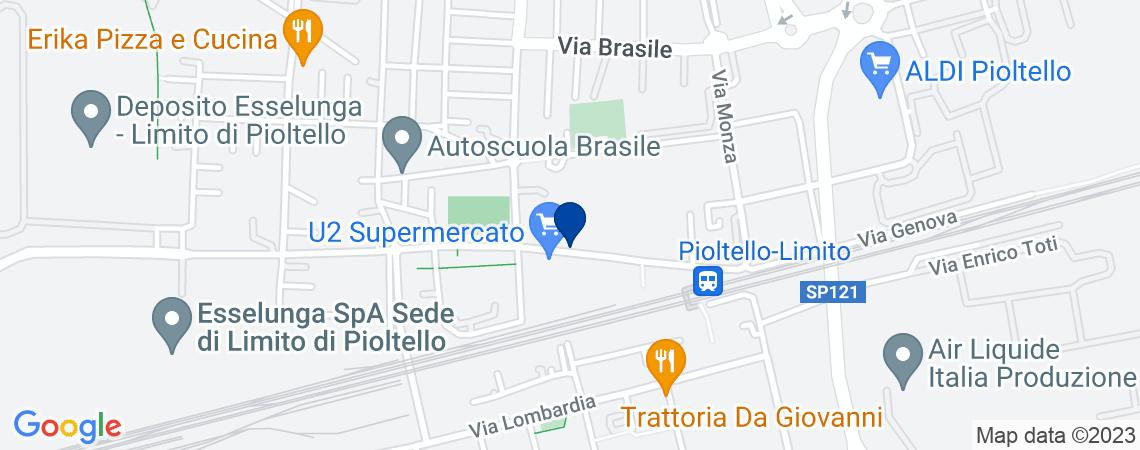 Fabbricato commerciale, PIOLTELLO
