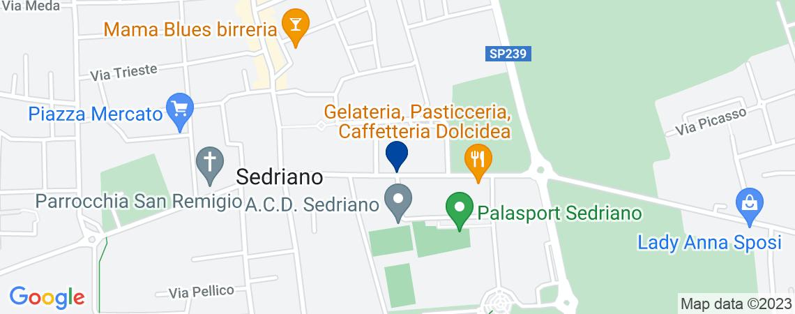 Terreno, SEDRIANO