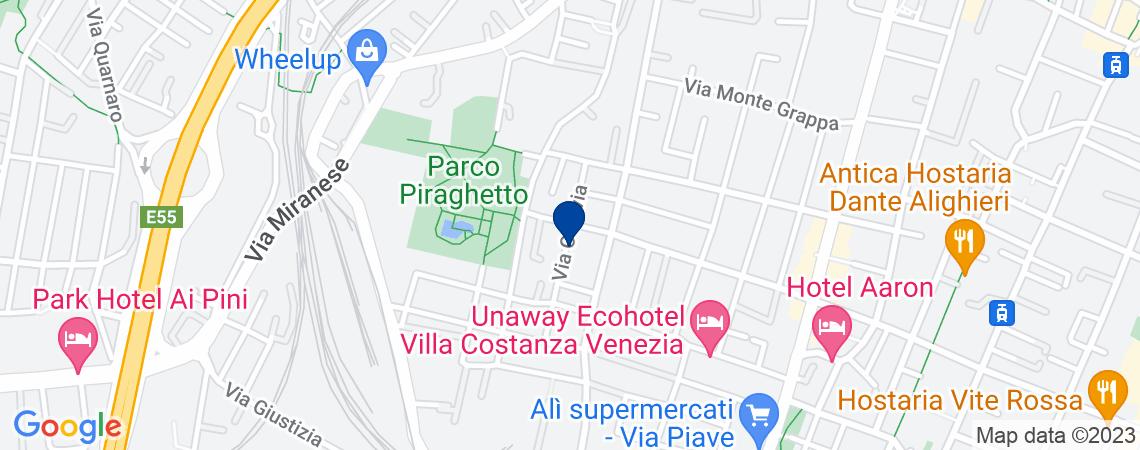 Appartamento Trilocale, VENEZIA