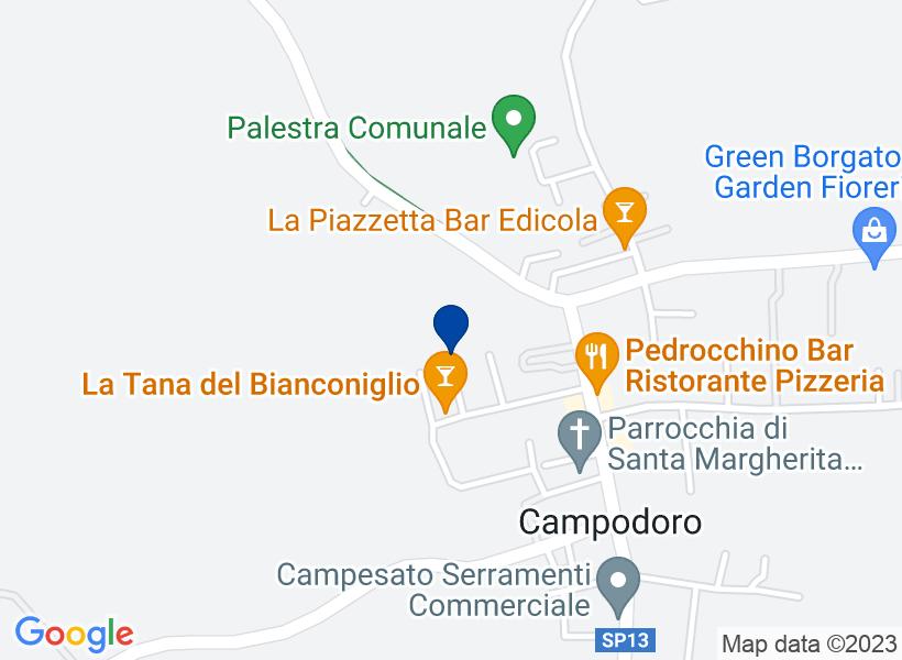 Terreno, CAMPODORO