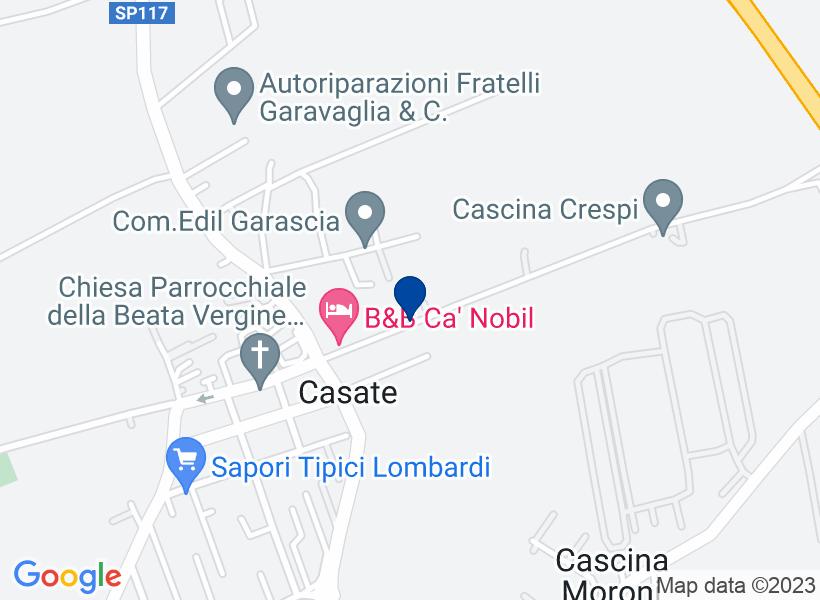 Magazzino, deposito, BERNATE TICINO