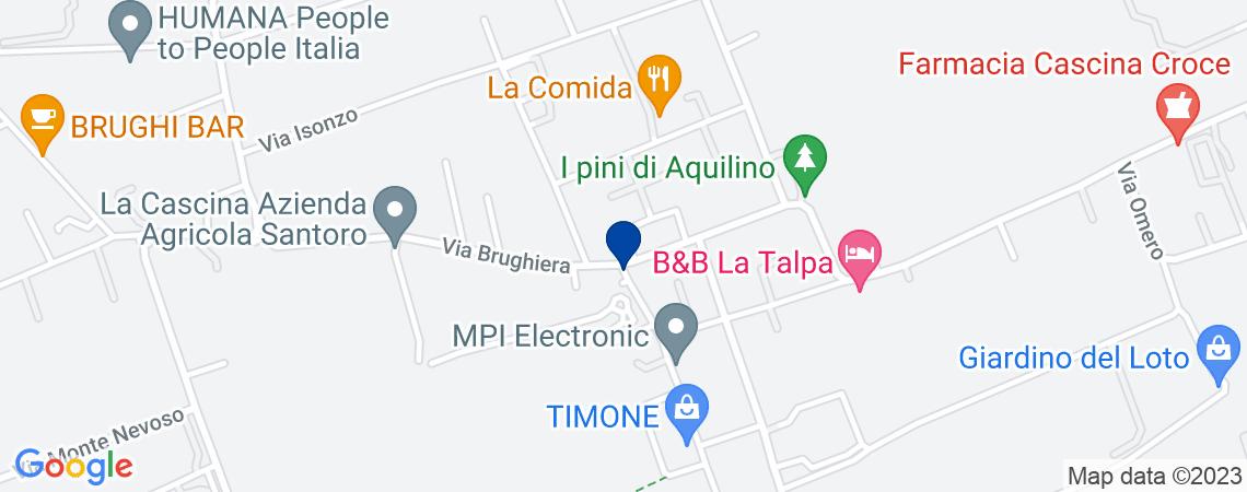 Villetta, CORNAREDO