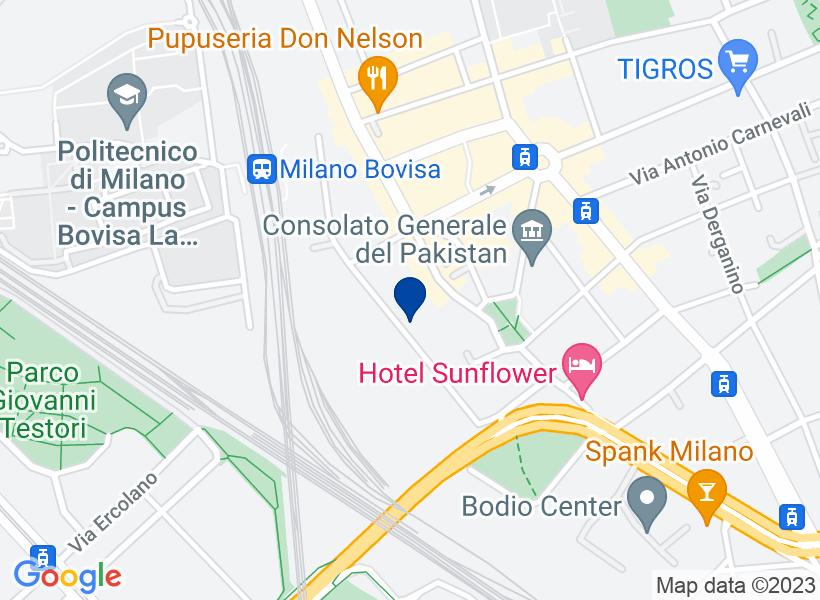 Posto auto, MILANO