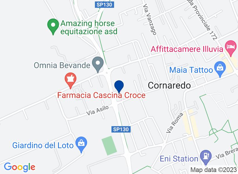 Villa, CORNAREDO